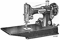 Featherweight Sewing Machine Clip Art – Clipart Download
